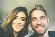 Brett Young and Fiancée Look to Thomas Rhett's Relationship for Marriage Advice
