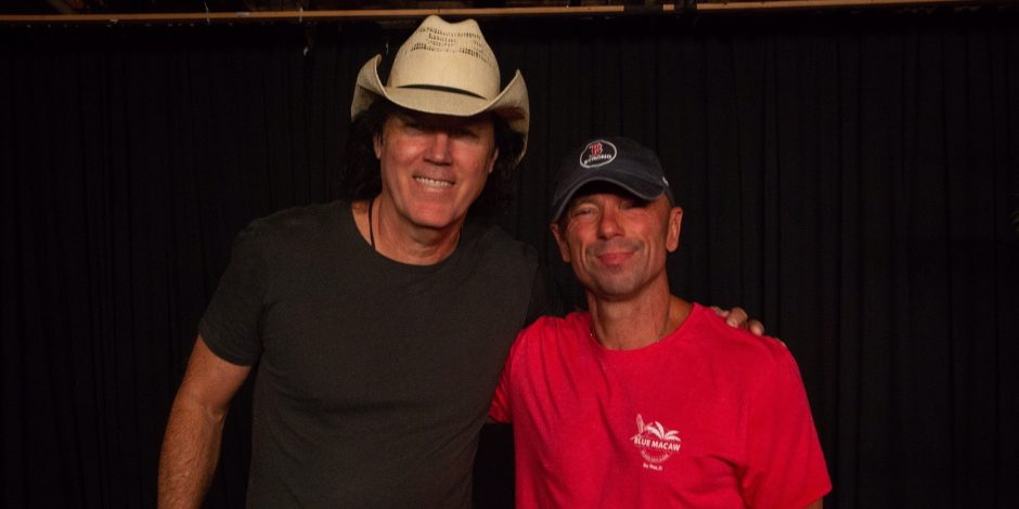 Kenny Chesney and David Lee Murphy Celebrate No.1 'Everything's Gonna Be Alright' in Nashville