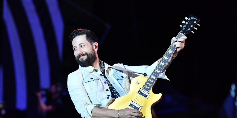 Old Dominion's Matthew Ramsey Shares His Nashville Favorites