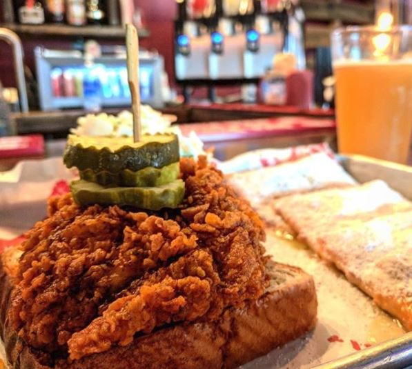 5 Nashville Hot Chicken Places That'll Leave You Feeling Spicy