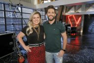 Thomas Rhett Was &#8216;Honored&#8217; When Kelly Clarkson Asked Him to Join <em>The Voice</em>