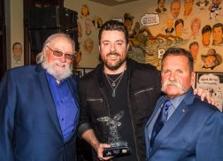 Chris Young Named First-Ever Recipient of Charlie Daniels Patriot Award