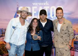 Five of the Most Inspiring Moments from Nashville's WeWork Creator Awards