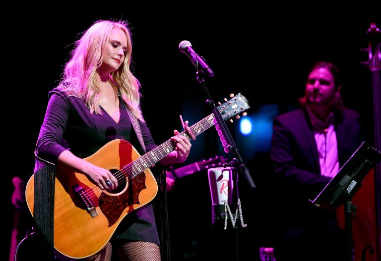 Surprise – Miranda Lambert is Married!