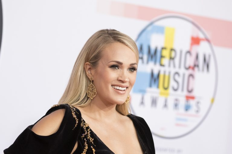 Carrie Underwood (Still) Sounds Amazing on Helium–Watch the Hilarious Video