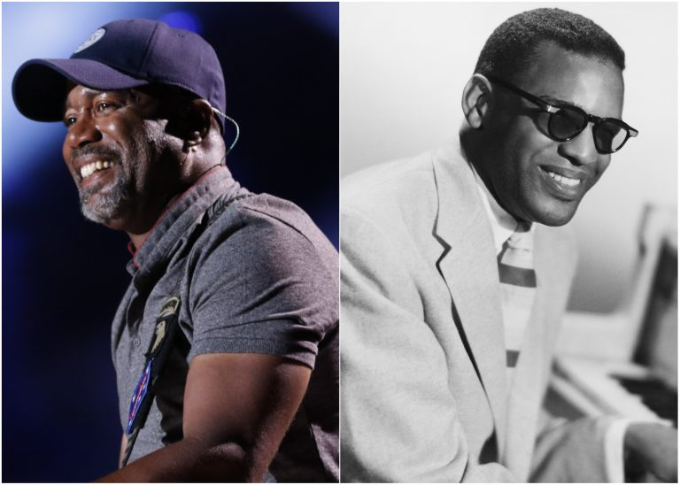 Darius Rucker, Chris Young to Honor Ray Charles With Special Opry Salute