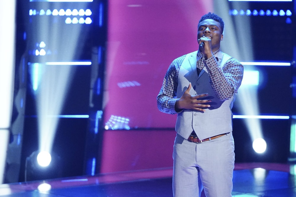 Kirk Jay Blows 'The Voice' Coaches Away With Rascal Flatts' 'Bless The Broken Road'