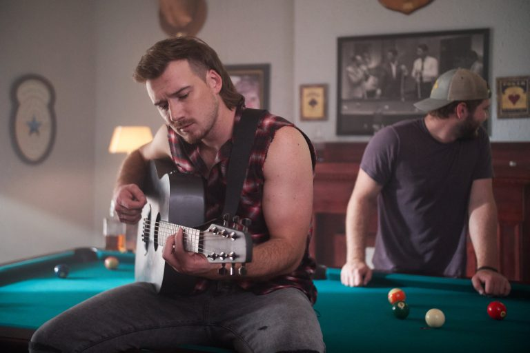 Put On Your 'Whiskey Glasses' and Take a Look at Morgan Wallen's New Video