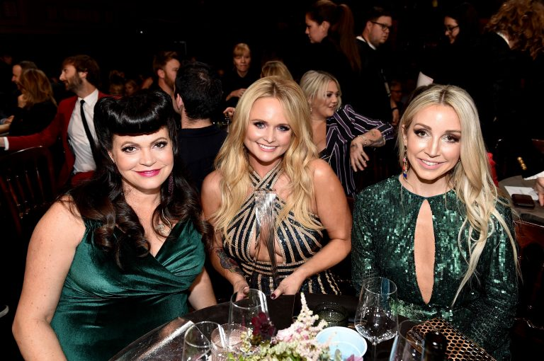 Pistol Annies Commemorate CMT Artists of the Year with <em>Grease</em>-Inspired Glam Jam