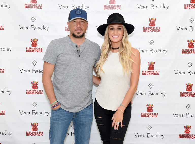Jason Aldean and Wife Brittany Share Daughter's Unique Name During Baby Shower
