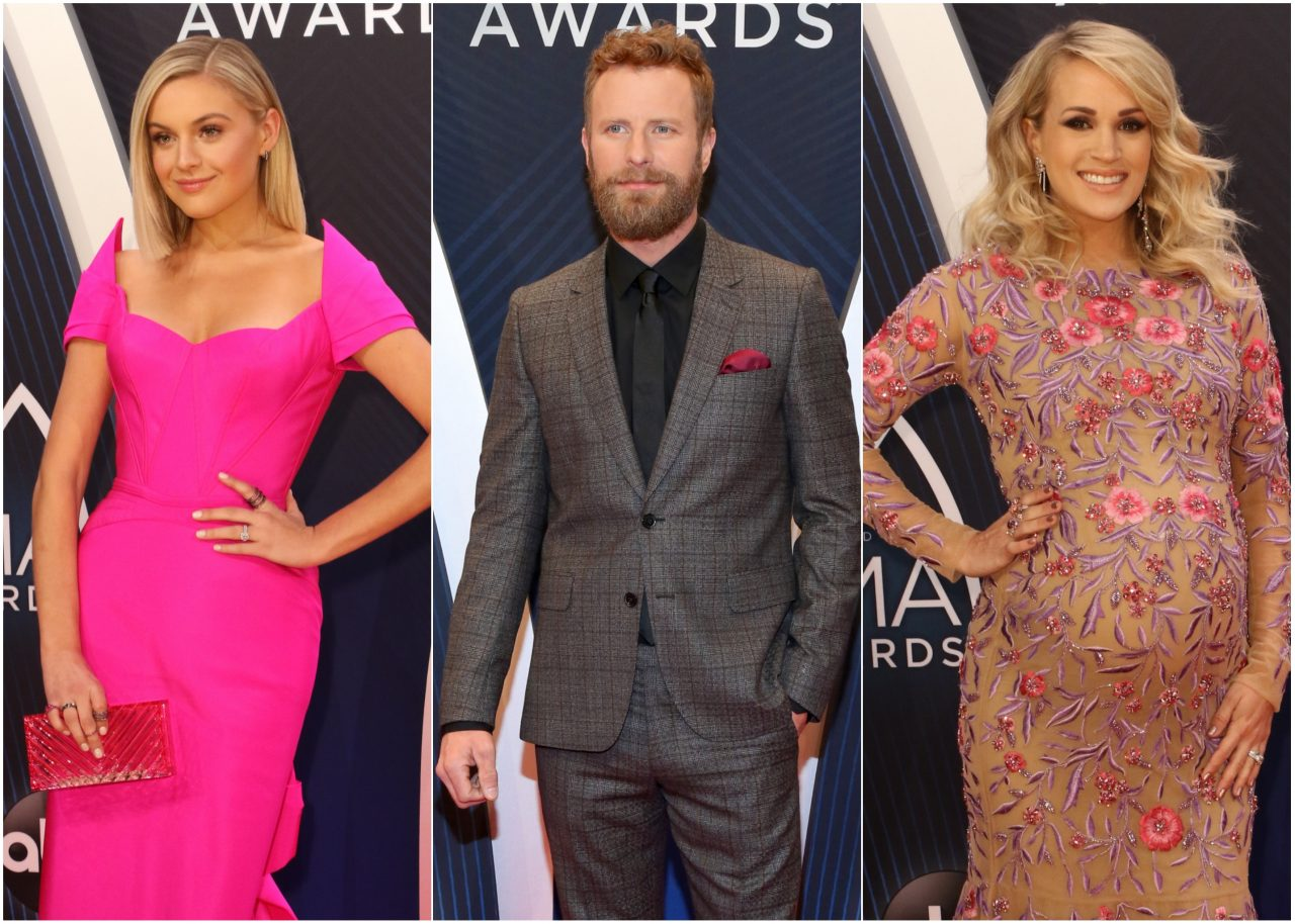 Fashion Influencer Brooke Webb of KBStyled Shares Her Best Dressed From the 2018 CMA Awards