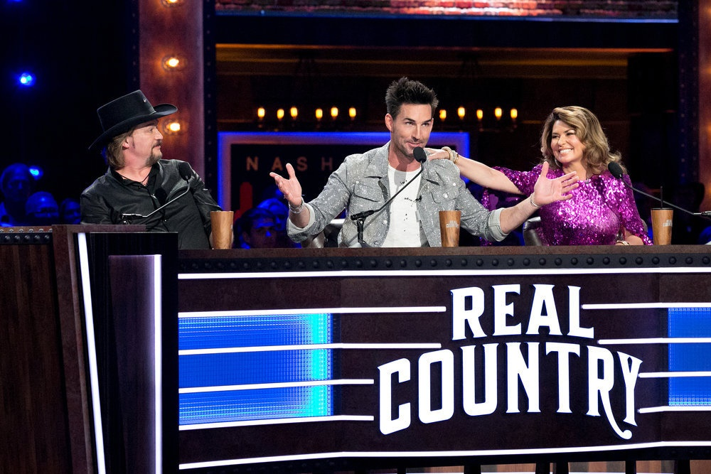 Travis Tritt Admires the Hard Work and Confidence of 'Real Country' Contestants