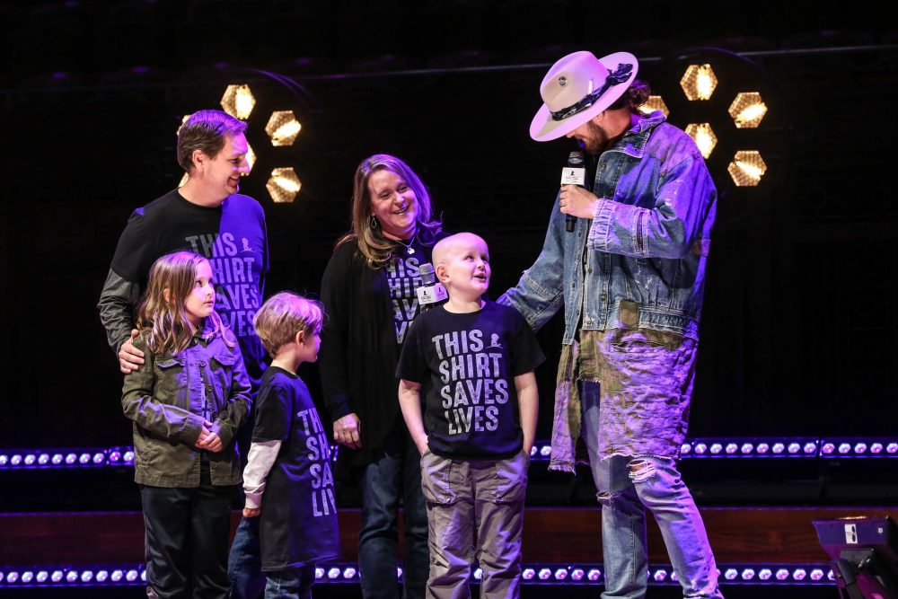 Five of the Most Memorable Moments at St. Jude's 'This Show Saves Lives'