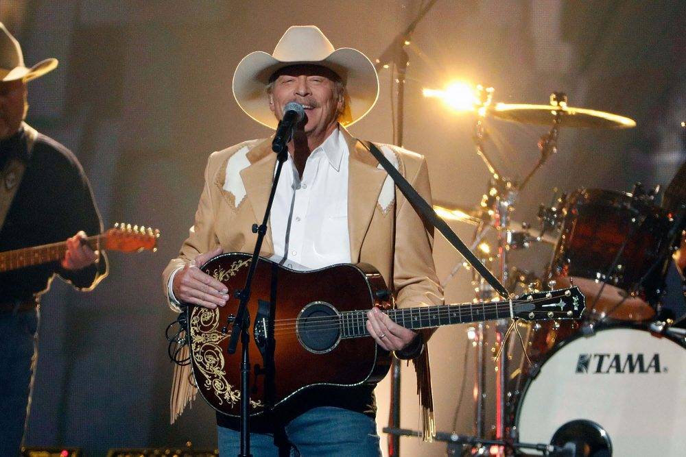 Alan Jackson Makes Plans for 2019 Tour