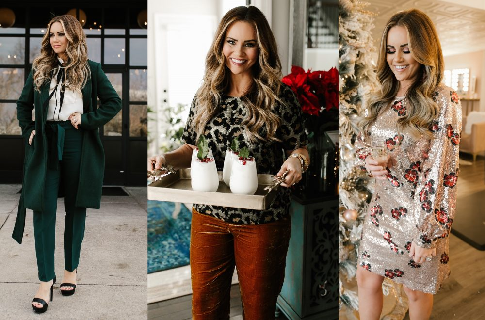 Fashion Influencer Brooke Webb's Guide to Holiday Dressing