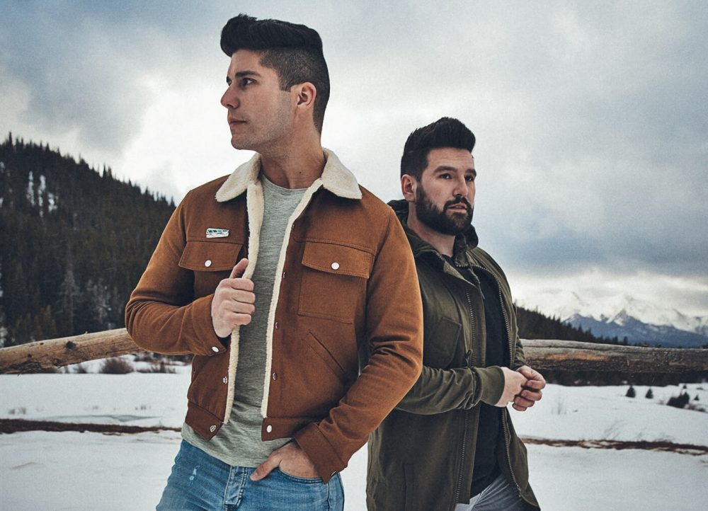 Dan + Shay to Take Over Times Square for Dick Clark's New Year's Rockin' Eve