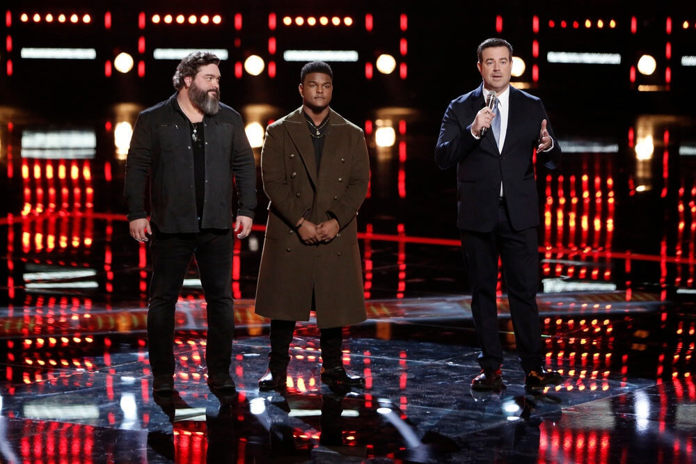 The Voice Recap: And Then There Were Eight…