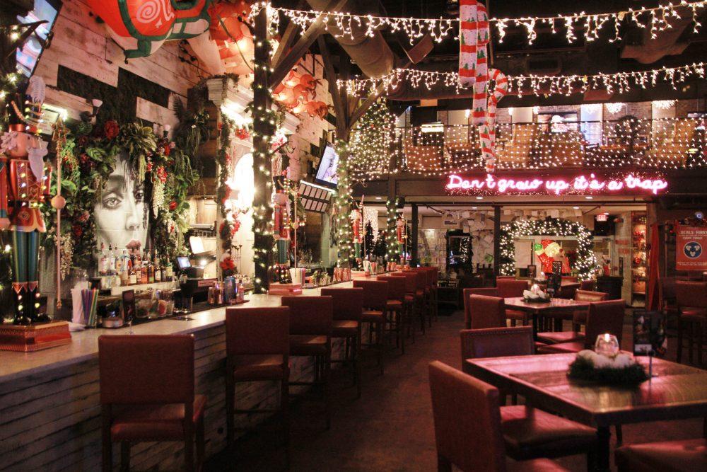 Toast the Season at These Christmas-Themed Nashville Pop-up Bars