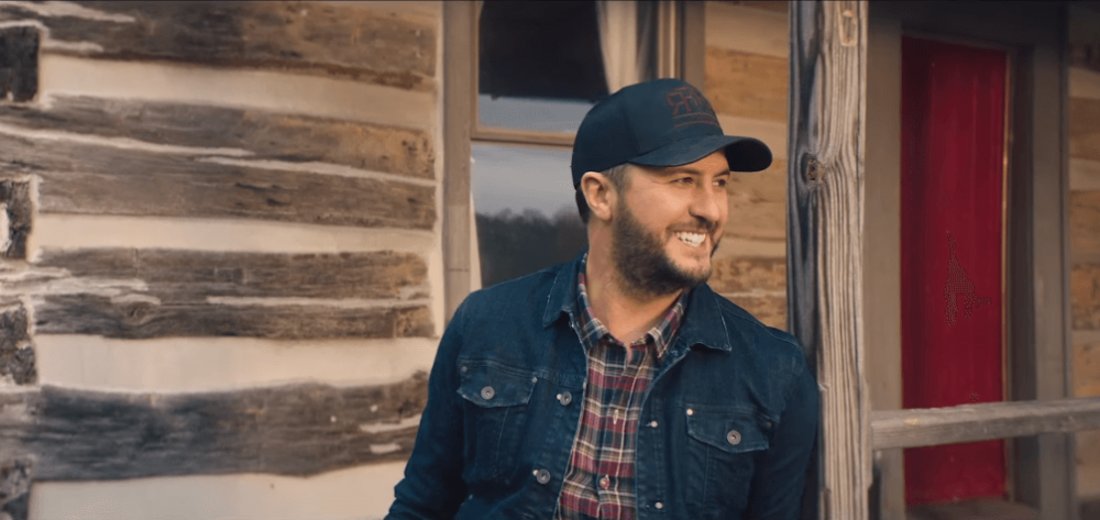 Luke Bryan's Family Stars In 'What Makes You Country' Music Video