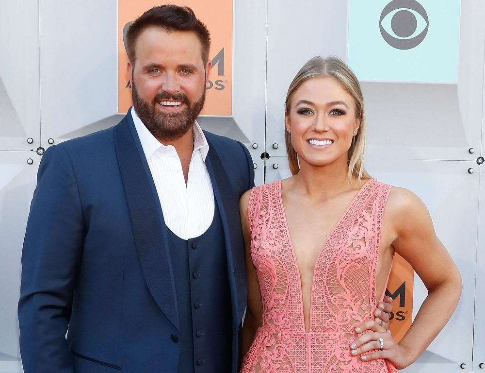 Baby On The Way for Randy Houser and His Wife, Tatiana