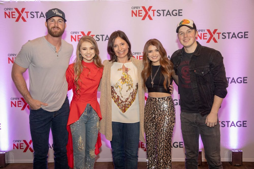 Grand Ole Opry Supports Rising Country Stars With NextStage