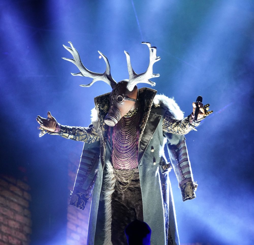 The Deer Unmasked! The Celeb Performing a Florida Georgia Line Song on 'The Masked Singer' Is…