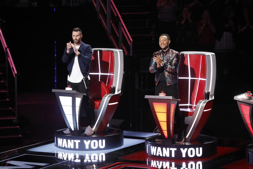 The Voice Recap: John Legend Gets Blocked (Again) on Night Two