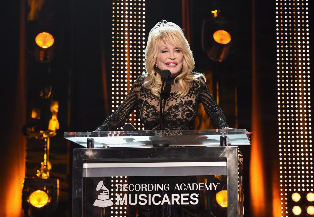 Dolly Parton Honored at 2019 MusiCares Person of the Year Gala