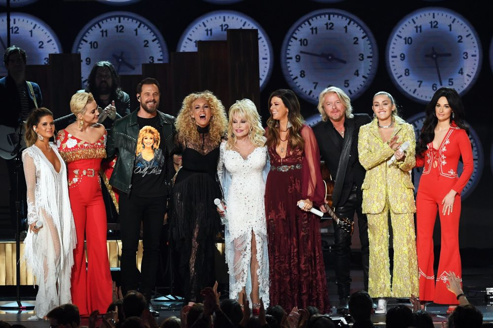 Music's Brightest Stars Pay Tribute to Dolly Parton at the Grammy Awards