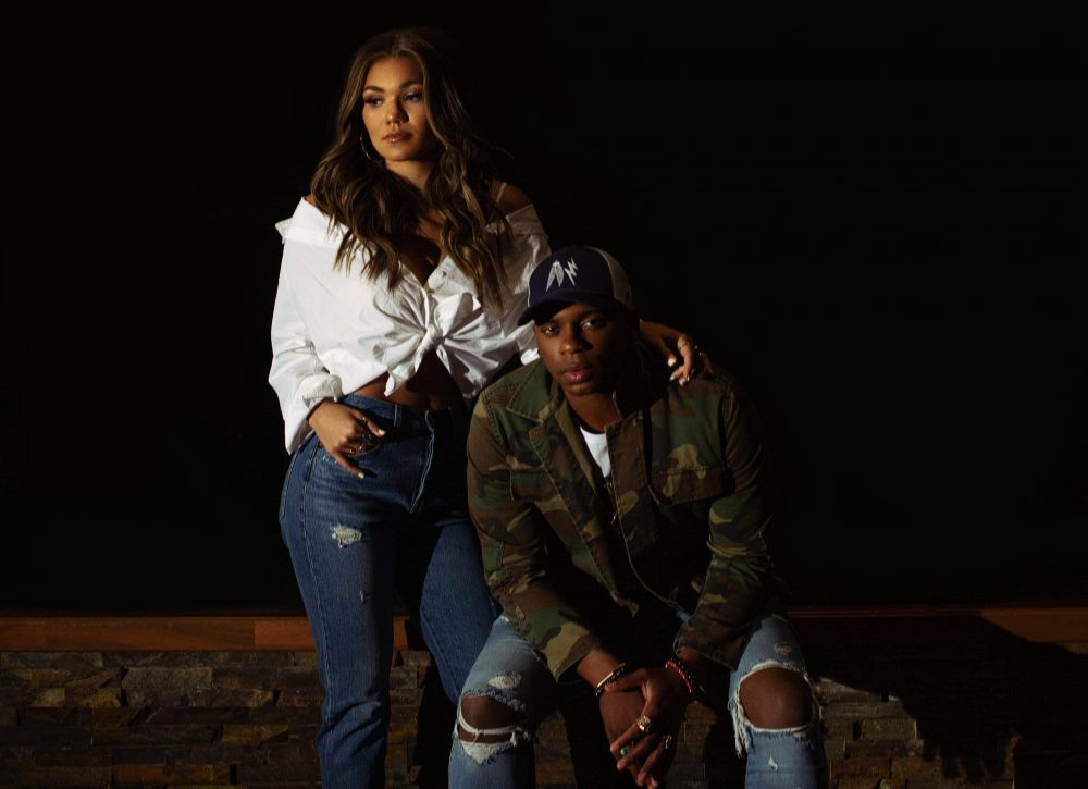 Listen to Jimmie Allen and Abby Anderson Sing 'Shallow' From 'A Star Is Born'