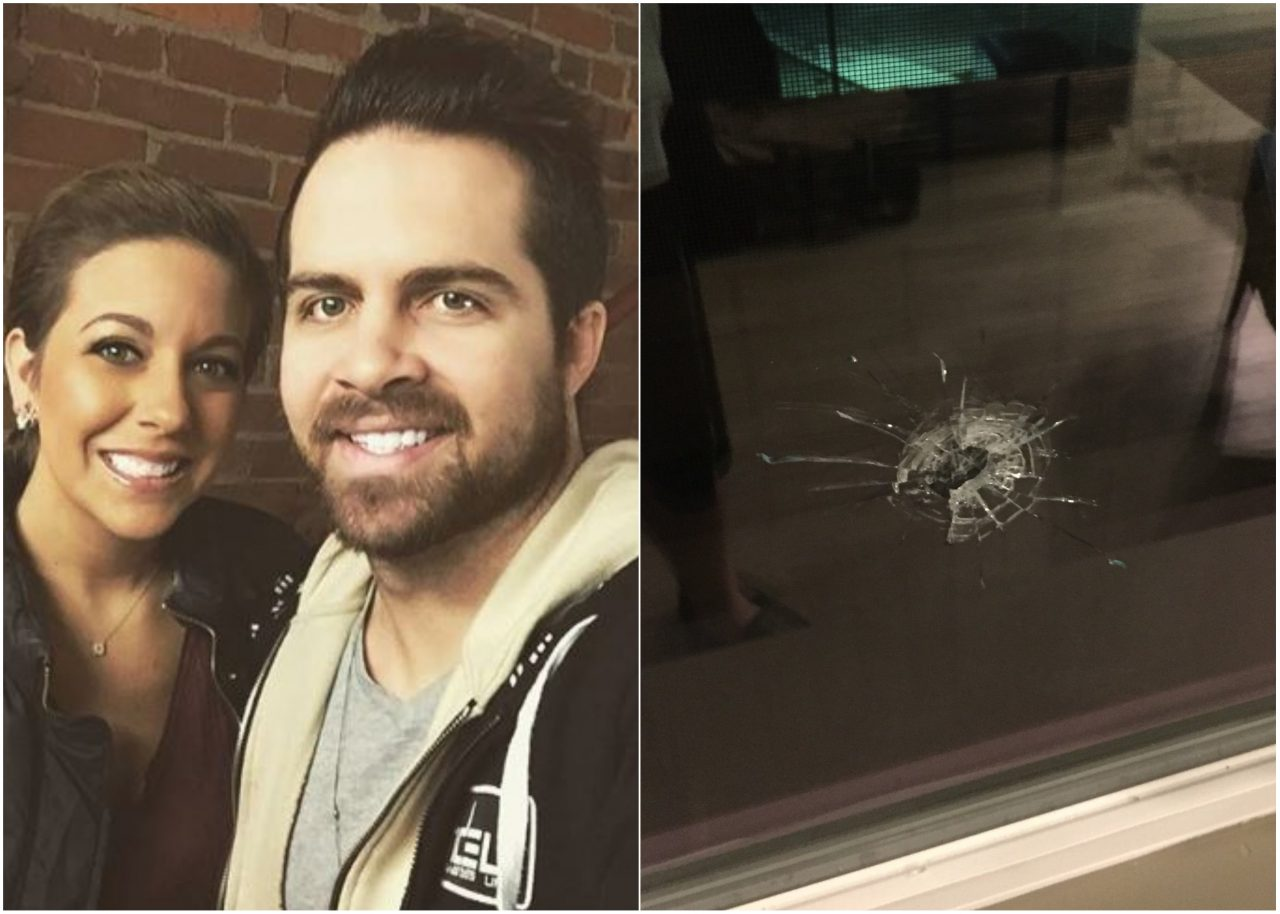 Bullet Fired Into 'Bobby Bones Show' Producer Ray's Apartment in Nashville