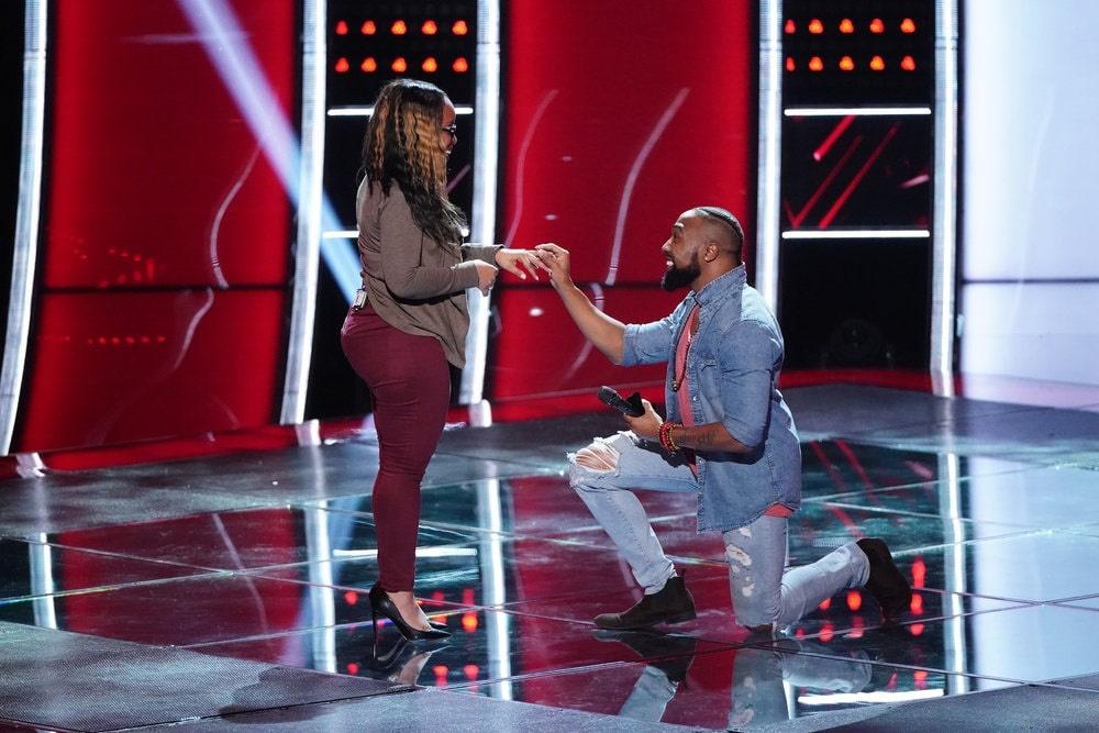The Voice Recap: Contestant Lands A Spot on Team John (And a Fiancée)