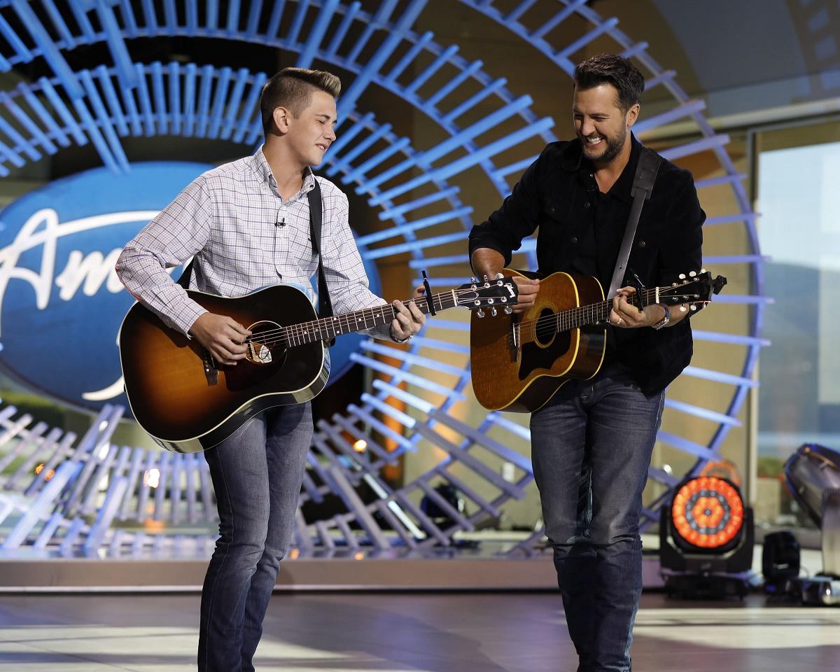 Recap: Make-A-Wish Kid Reunites With Luke Bryan for 'American Idol' Audition