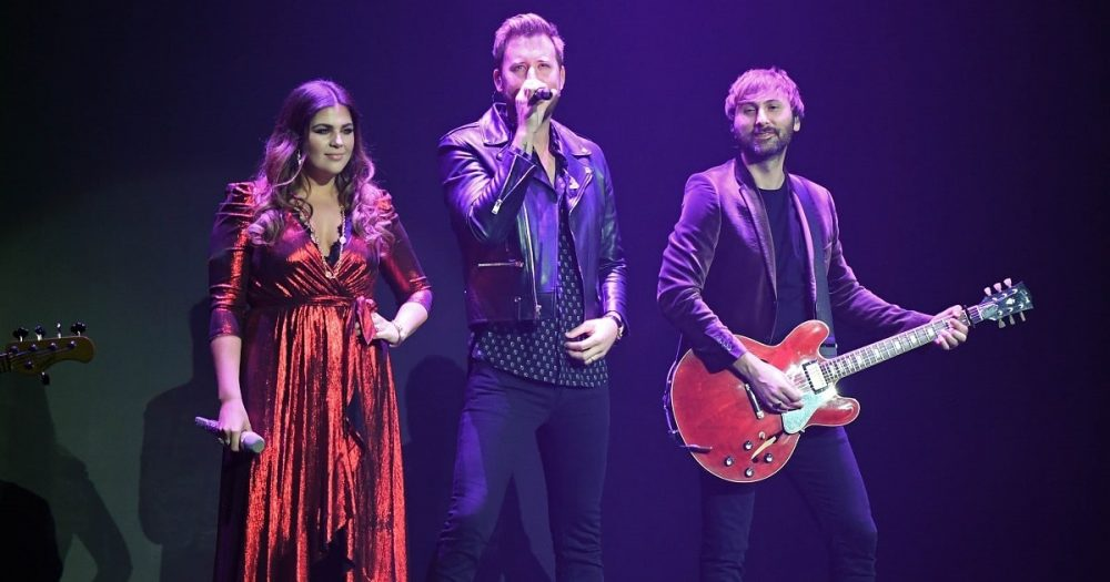 Lady Antebellum Cozy Up With 'Mini-Mes' in Adorable Photos