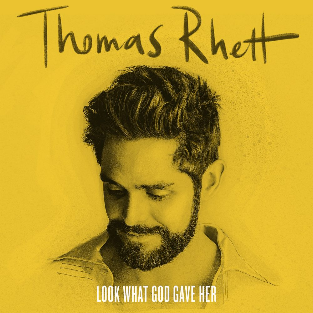 Thomas Rhett Debuts Single, 'Look What God Gave Her' + Announces New Album