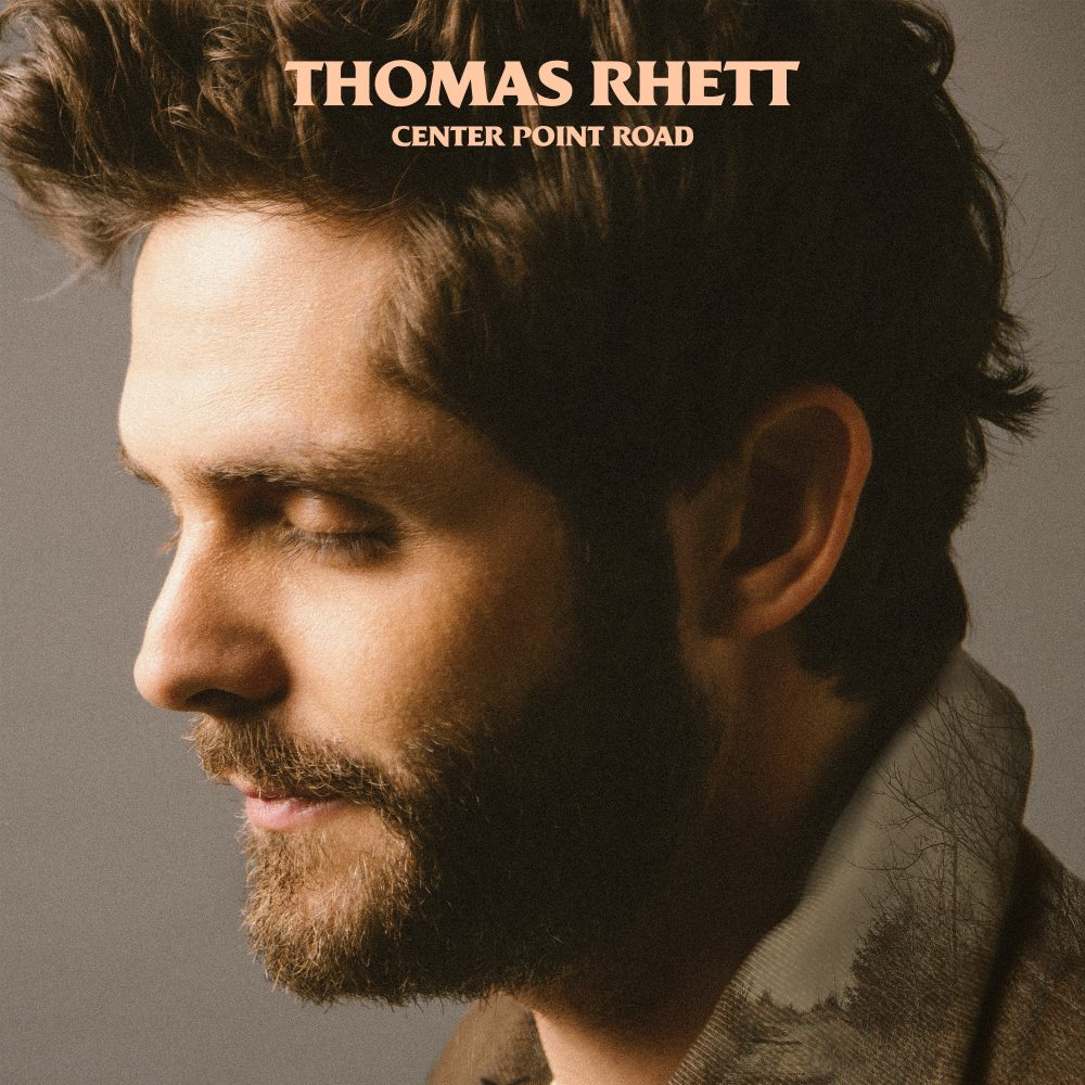 Thomas Rhett Shares Collaborative Track Listing for 'Center Point Road'