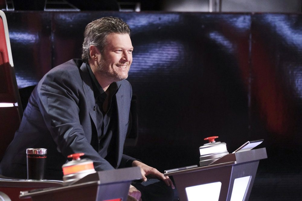 Check Out Blake Shelton's Made Up Language on 'The Voice'