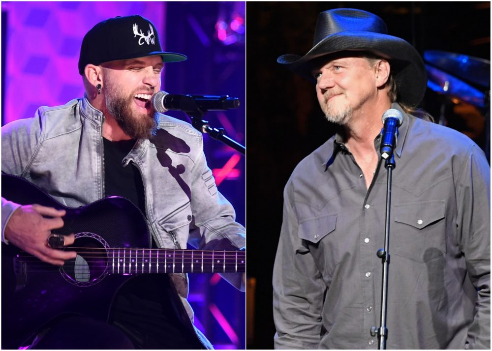 Trace Adkins, Brantley Gilbert to Highlight Opry's Salute the Troops