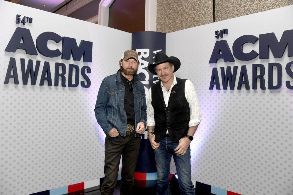 Brooks & Dunn Make Billboard History With 'Reboot' Album Return