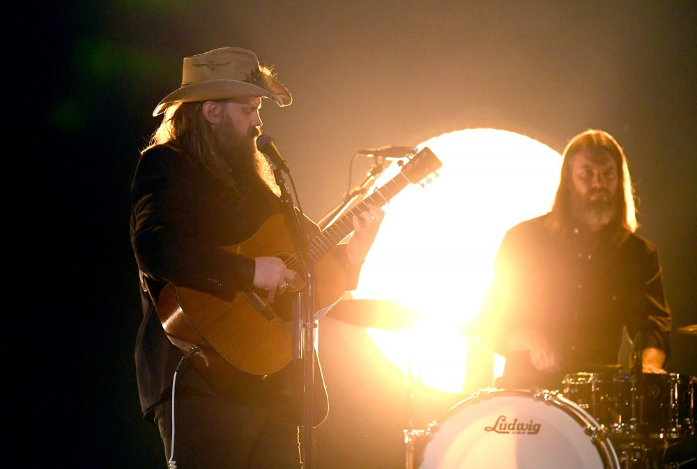 Chris Stapleton Delivers Poetic 'A Simple Song' at 2019 ACM Awards