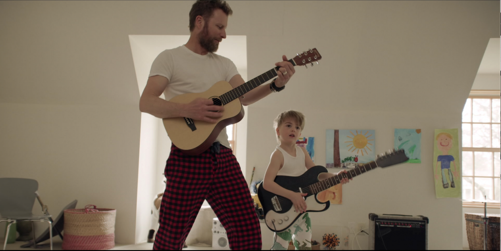 Dierks Bentley and Son Knox Are 'Living' It Up in New Music Video
