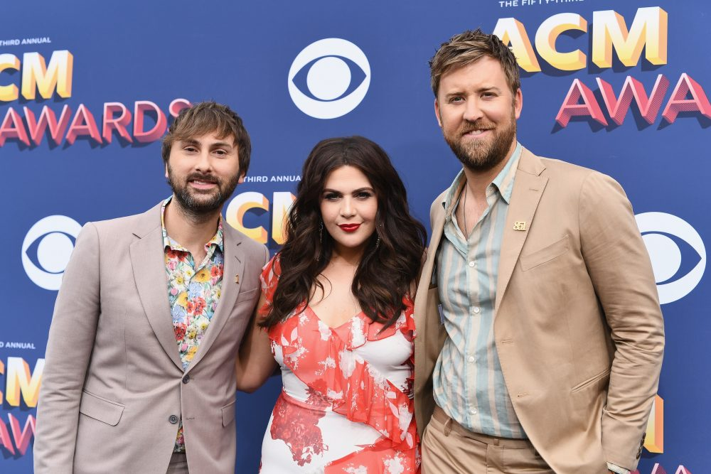 Lady Antebellum, Carly Pearce to Present at 2019 ACM Awards
