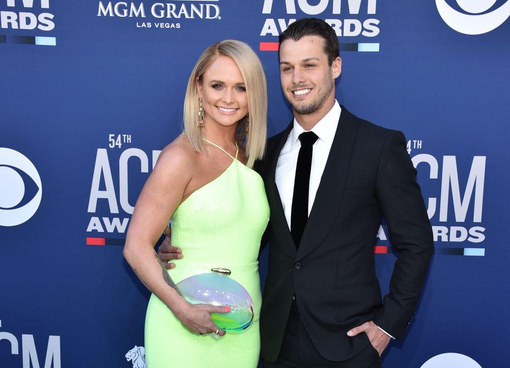 Miranda Lambert Makes Red Carpet Debut With Husband