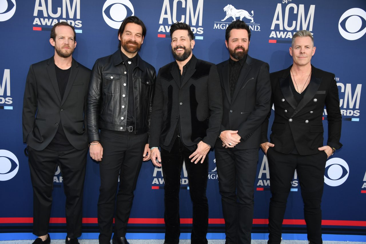 Old Dominion Bringing Make It Sweet Tour to Europe and U.K. Fans