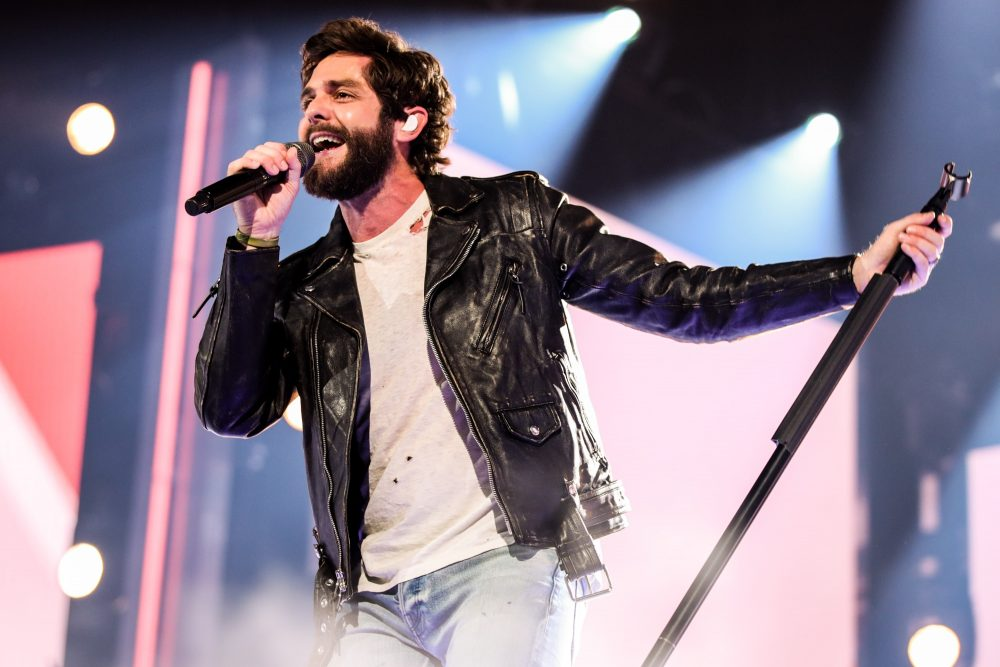 Listen to Thomas Rhett's Nostalgic 'Remember You Young'