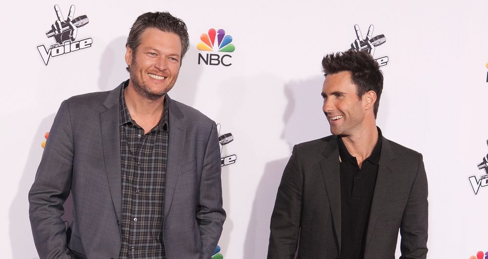 Blake Shelton Reacts to Adam Levine Leaving 'The Voice'