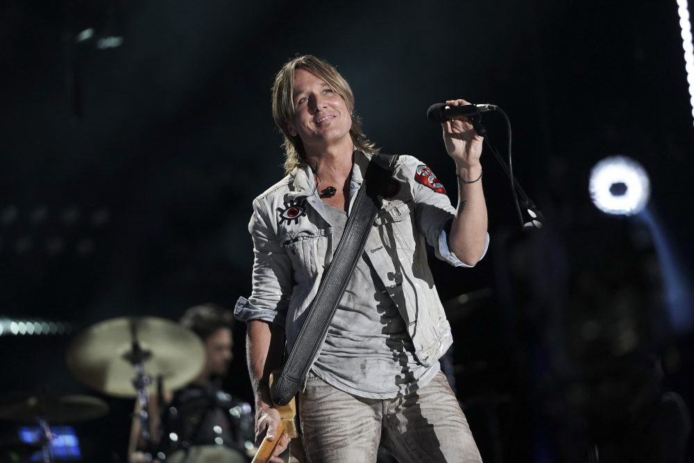 Keith Urban, Kane Brown Join Good Morning America Concert Series