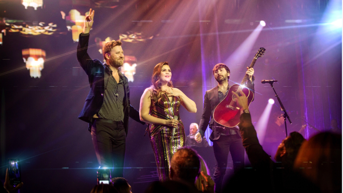 Lady Antebellum Restart Vegas Residency With All-New Music