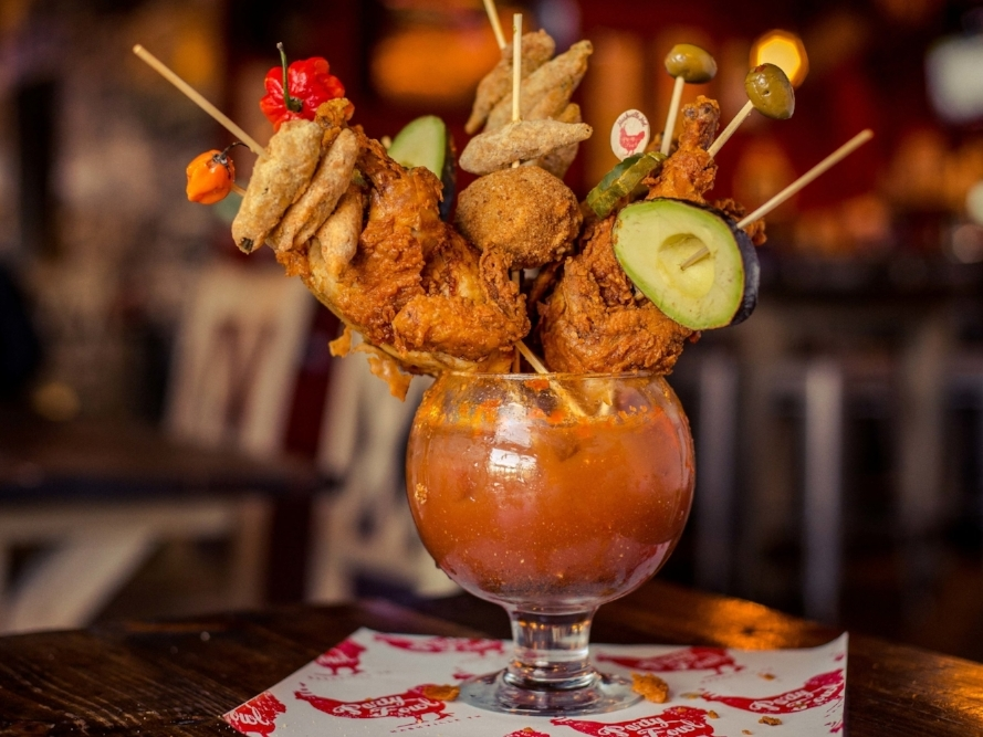 Nashville's 12 Best Bloody Marys Will Cure What Ails You
