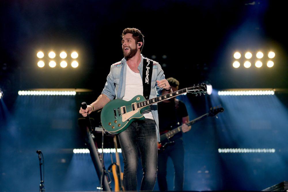 Thomas Rhett Plots Special Album Release Event for CMA Fest